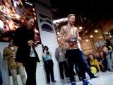 Стас Давыдов играет в Mortal kombat x