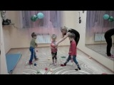 Занятия по фитнесу для малышей.