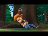 Мультик Медведи-соседи 30 серия - Починишь,Вик?