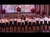 Сводный хор: Женские хоры с 1-5 курс и Мужской хор. Концерт от 28.11.2014. Юбилей Колледжа!