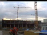 Строительство дома №10 ЖК Мой город (Полис групп)